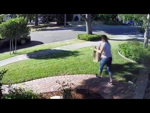 المغرب اليوم  - شاهد  تفكيك عصابة لسرقة المنازل في ولاية كاليفورنيا