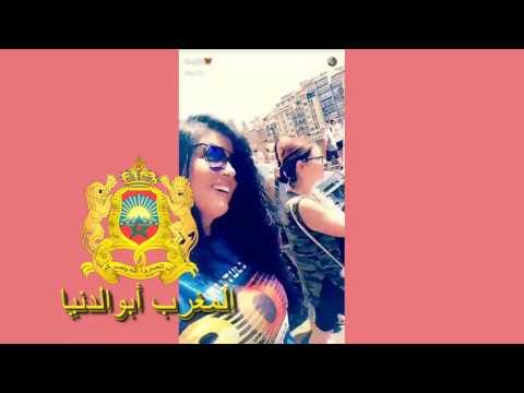 المغرب اليوم  - شاهد مريم سعيد وهند بوشمر داخل مكان غاية في الفخامة