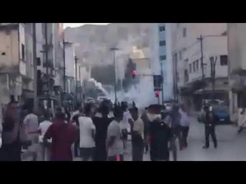 المغرب اليوم  - بالفيديو مشاهد صادمة من الحسيمة في مسيرة 20 تموز
