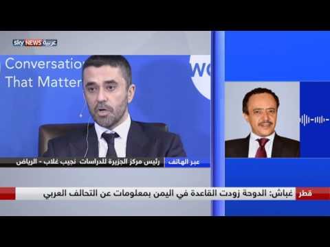 المغرب اليوم  - شاهد نجيب غلاب يؤكد أن قطر الخيرية لعبت دورًا في دعم القاعدة في اليمن