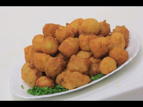 المغرب اليوم  - شاهد طريقة إعداد كرات البطاطس المقلية