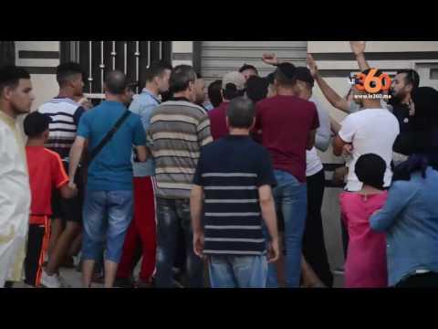 المغرب اليوم  - شاهد لحظة الاعتداء على طاقم القناة الثانية في الحسيمة المغربية