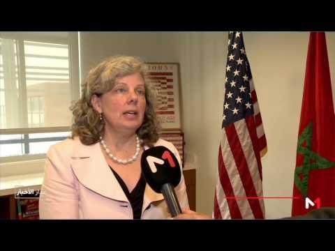 المغرب اليوم  - شاهد تصريح القائمة بأعمال السفارة الأميركية في المغرب