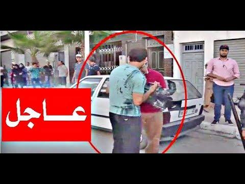 المغرب اليوم  - شاهد الاعتداء على مصور القناة الثانية 2m في الحسيمة