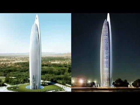 المغرب اليوم  - بالفيديو  3 شركات تشرف على إنشاء أكبر برج في أفريقيا