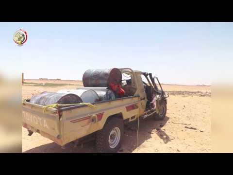 المغرب اليوم  - القوات المسلحة المصرية تحبط محاولة إرهابية