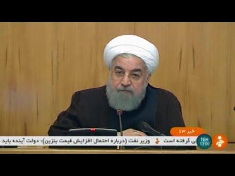 المغرب اليوم  - شاهد روحاني يؤكّد الرد على أي انتهاك للإتفاق النووي