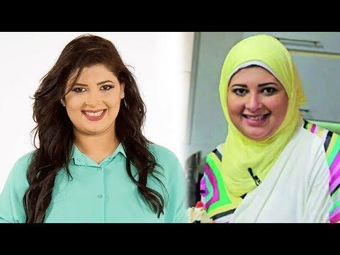 المغرب اليوم  - شاهد رد فعل المذيعة غادة جميل بعد خلعها للحجاب
