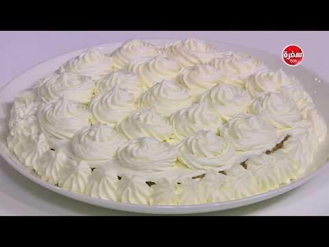 المغرب اليوم  - شاهد طريقة إعداد كيك الكوسة وفروستينغ الكريم تشيز