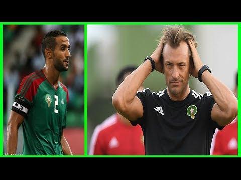 المغرب اليوم  - شاهد بن عطية يعود إلى المنتخب المغربي من جديد