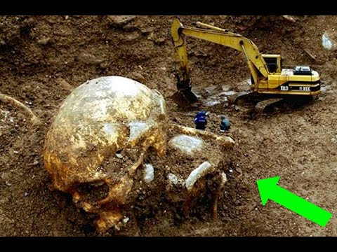 المغرب اليوم  - شاهد الاكتشافات الأثرية الثمانية  الأكثر رعبًا