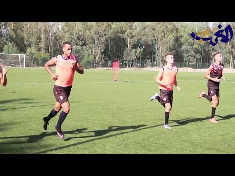 المغرب اليوم  - شاهد تدريبات فريق المغرب التطواني
