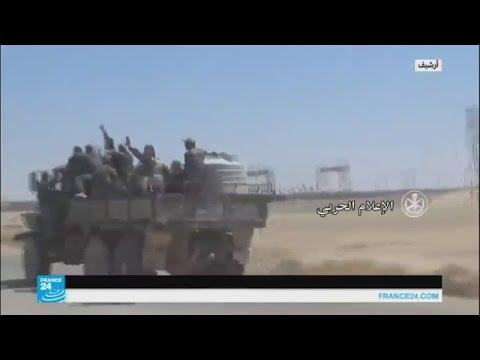 المغرب اليوم  - شاهد آخر التطورات الميدانية في الحرب على تنظيم داعش في سورية