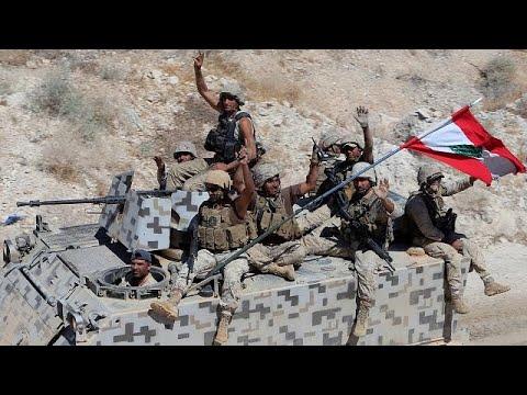 المغرب اليوم  - شاهد معركة فجر الجرود  في لبنان تدخل يومها الثاني