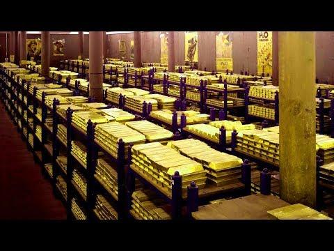 المغرب اليوم  - تعرف على كمية الذهب الموجودة في العالم
