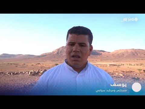 المغرب اليوم  - شاهد العثور على نقوش صخرية عمرها 7000 سنة نواحي زاكورة