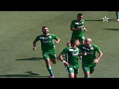 المغرب اليوم  - بالفيديو لقطات من مباراة يوسفية برشيد جمعية سلا