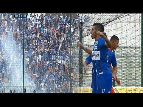 المغرب اليوم  - شاهد أهداف مباراة نهضة بركان 03 اتحاد طنجة