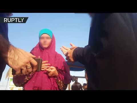 المغرب اليوم  - شاهد  الكشف عن صور جديدة لنزلاء مخيّم سري في العراق