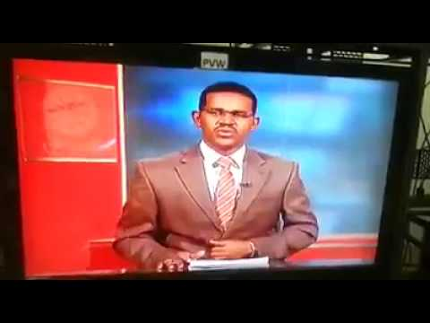 المغرب اليوم  - مذيع سوداني يفاجئ المشاهدين في نشرة الأخبار