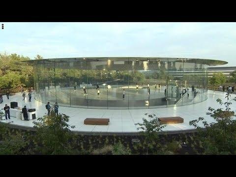 المغرب اليوم  - شاهد نظرة أولى داخل مسرح ستيف جوبز الجديد
