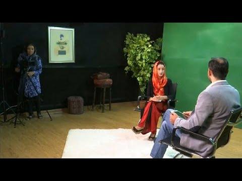 المغرب اليوم  - شاهد زان تي في قناة تلفزيونية للنساء فقط في أفغانستان