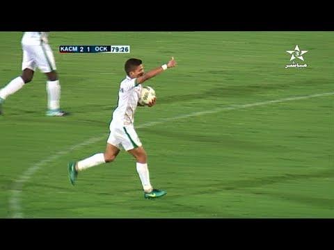 المغرب اليوم  - شاهد أولمبيك خريبكة يقلص النتيجة بهدف في مرمى الكوكب المراكشي