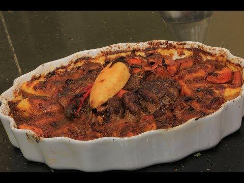المغرب اليوم  - شاهد طريقة إعداد موزة كندوز بالبطاطس