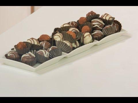 المغرب اليوم  - شاهد طريقة إعداد كرات الشوكولاتة