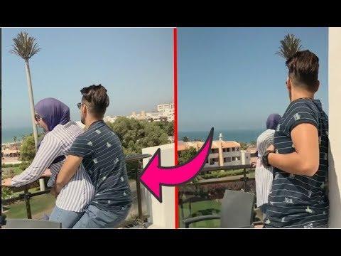 المغرب اليوم  - بالفيديو عُمر بلمير يُمازح والدته بمقلب غريب