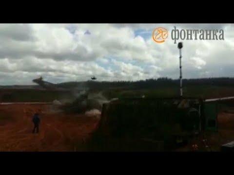 المغرب اليوم  - إصابة رجل خلال تدريبات عسكرية غرب روسيا