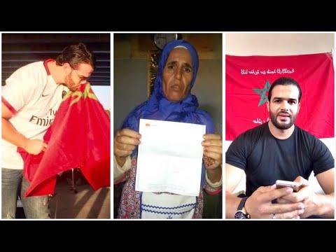 المغرب اليوم  - شاهد لحظة تسلّم سيدة فقيرة 13 مليونا من يوسف الزروالي