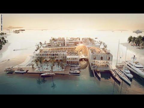 المغرب اليوم  - بالفيديو  دبي تبني مدينة البندقية الإيطالية على أراضيها