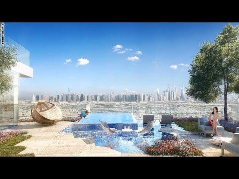 المغرب اليوم  - بالفيديو  دبي تعلن إنشاء بركة سباحة وحديقة في الهواء