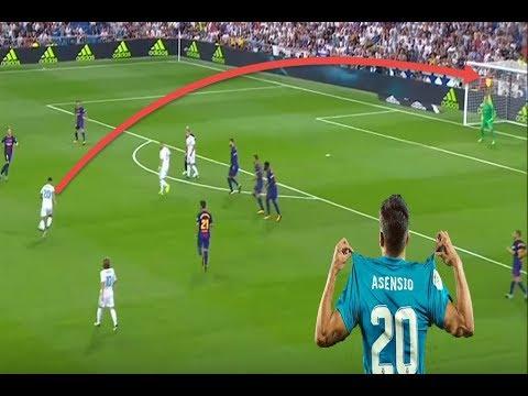 المغرب اليوم  - شاهد السر وراء جنون الأندية على جوهرة ريال مدريد ماركو أسينسيو