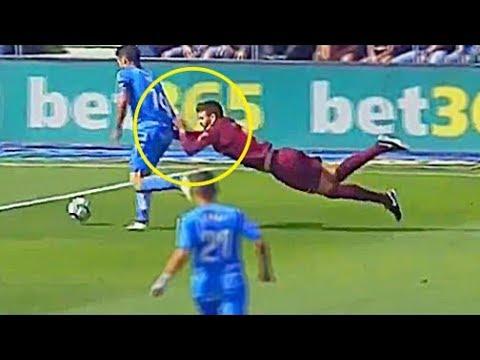 المغرب اليوم  - شاهد أبرز الأخطاء المضحكة في كرة القدم