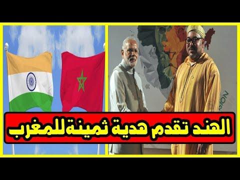 المغرب اليوم  - بالفيديو  الهند تتعهد بمساعدة المغرب في مجال الاقتصاد الاجتماعي