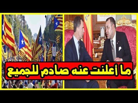 المغرب اليوم  - بالفيديو  مصطفى الخلفي يعلن موقف الحكومة المغربية من انفصال كتالونيا