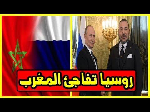 المغرب اليوم  - بالفيديو  روسيا تؤكد استعدادها لإنشاء خطوط غاز طبيعي في المغرب