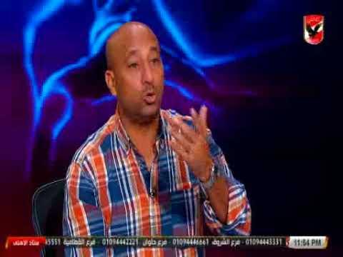 المغرب اليوم  - بالفيديو  تحليل ياسر ريان لمباراة الأهلي والترجي التونسي