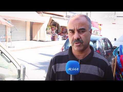المغرب اليوم  - شاهد سكان مدينة وجدة يخاطبون الرئيس الجزائري بوتفليقة