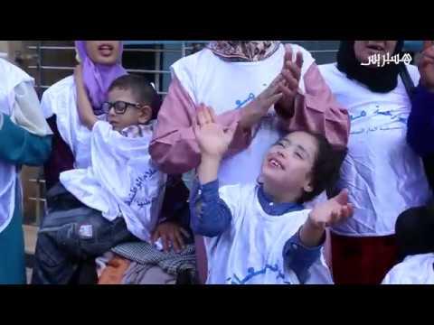 المغرب اليوم  - شاهد صرخة معاقين أمام وزارة الحقاوي