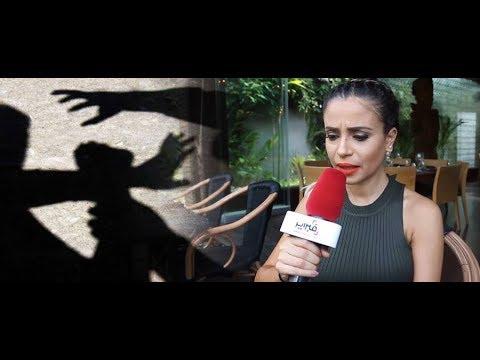 المغرب اليوم  - شاهد الممثلة الزعيمي تحكي كيف طاردها شخص في مطعم