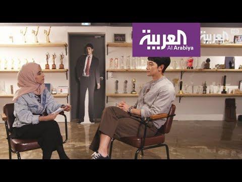 المغرب اليوم  - شاهد  لقاء مع الفنان الكوري الجنوبي rain