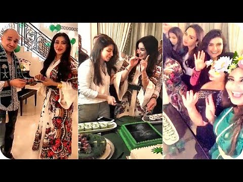 المغرب اليوم  - بالفيديو لجين عمران تزين منزلها بالعلم السعودي