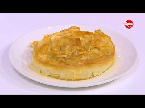 المغرب اليوم  - شاهد طريقة إعداد بقلاوة بحشو الريكوتا