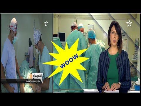 المغرب اليوم  - شاهد عملية جراحية لزراعة ركبة اصطناعية