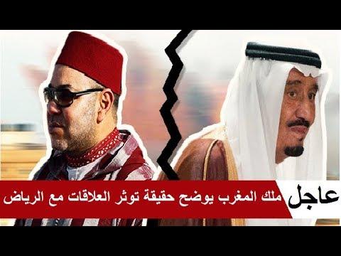 المغرب اليوم  - بالفيديو  الملك محمد السادس يهنئ السعودية بعيدها الوطني