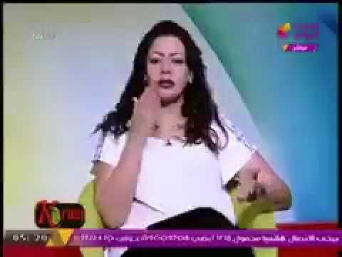 المغرب اليوم  - مذيعة مصرية تدعي تغيير مسار إعصار إرما