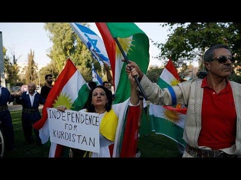 المغرب اليوم  - شاهد الأكراد يستعدون للتصويت وسط تعالي أصوات الرافضين